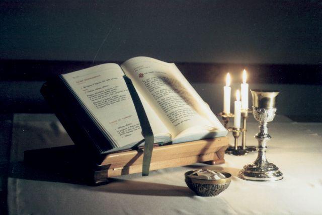 leggi il Vangelo di oggi...