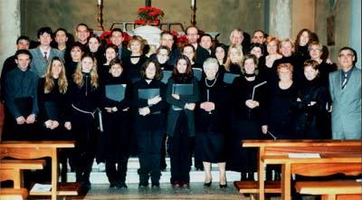 Rassegna di canti natalizi (Chiesa di Forcoli  26/12/2000)