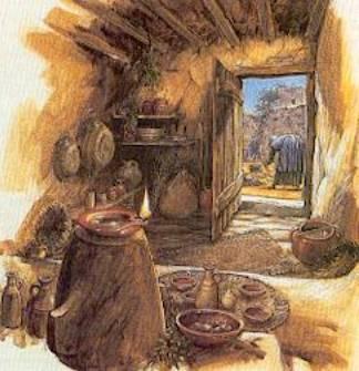 Le abitazioni popolari ebraiche for Interno di una casa