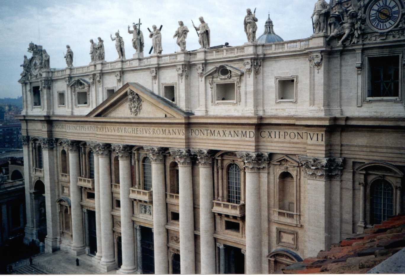 Le 4 Basiliche Gianluca Bufalini