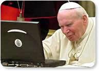 Giovanni Paolo II in Internet (2002)